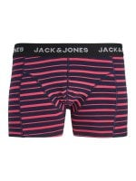 Striped boxer shorts pink