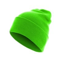 Ribbed beanie long 9