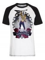 Rock Rebel Baseball T-shirt