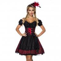 oktoberfest klänning plus size