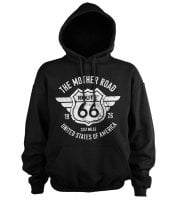Route 66 - The Mother Road Hoodie 1