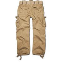 Royal Vintage trousers with belt 8