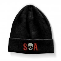 S-O-A Embroidered Beanie