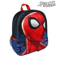 3D School Bag Spiderman 057