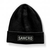 SAMCRO Embroidered Beanie