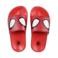 Swimming Pool Slippers Spiderman