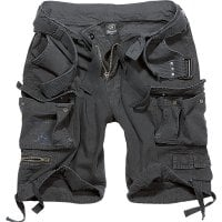 Savage vintage shorts black 1