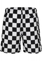 Chess box bathing suit men back