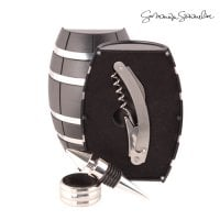 Summum Sommelier Barrel Wine Gift Set (3 pieces)