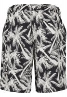 Shorts with white palms mens 2