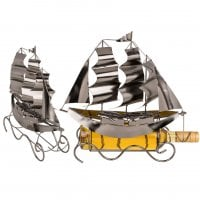 Ship wine rack