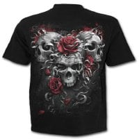 Skulls N Roses kids t-shirt back