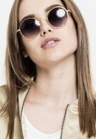 Sunglasses Flower Gold 7