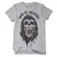 Sons Of Anarchy Draft Skull t-shirt 2