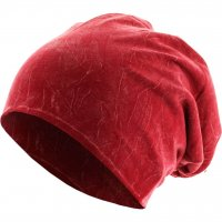 Stent-washed hat