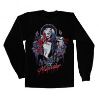 Suicide Squad Harley Quinn longsleeve