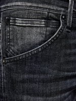 Black washed jeans men  3