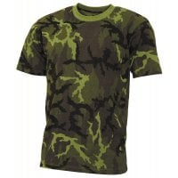 Camouflage children t-shirt 1