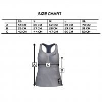 Commando Tank Top Gray