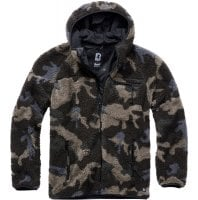 Teddyfleece Worker Jacket Camo 1