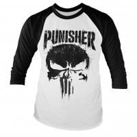 Marvel clothes, The Punisher baseball longsleeve