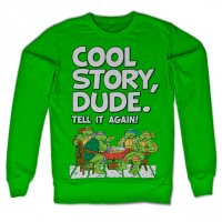 TMNT - Cool Story Dude sweatshirt