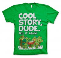 TMNT - Cool Story Dude t-shirt