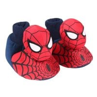 3D House Slippers Spiderman