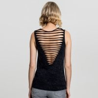 Top with open back
