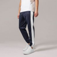 Track pants navy vit