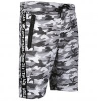 Training shorts in urban camo 1