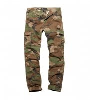 Tyrone camo BDU pants