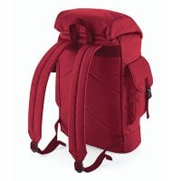 Urban Explorer Backpack burgundy back