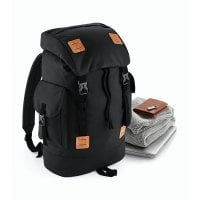 Urban Explorer Backpack black front