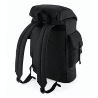 Urban Explorer Backpack black back