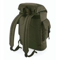 Urban Explorer Backpack olive back