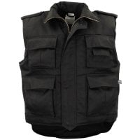 USA quilted vest 1