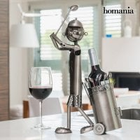 Golfer Metal Bottle Holder 1