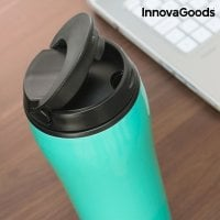 Anti-Tipping Thermos Mug 4