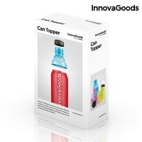 InnovaGoods Can Topper (Pack of 10)