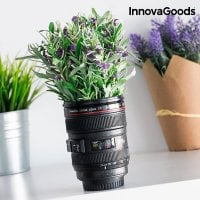 Camera lens mug with multifunction 4