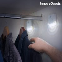 InnovaGoods Motion Sensor LED (Pack of 2)