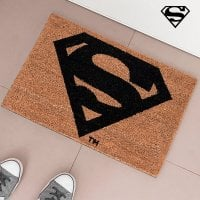 Superman Doormat 1