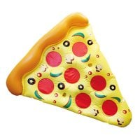 Adventure Goods Inflatable Pizza Lilo