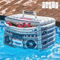 Radio Retro Inflatable Cooler 1