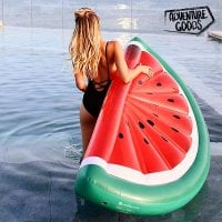 Adventure Goods Watermelon Lilo