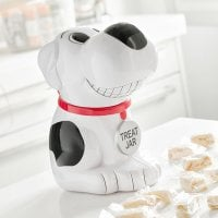 Musical Dog Cookie Jar  3