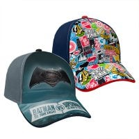 Batman vs Superman Children's Cap