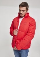 Padded jacket sir red