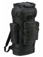 Hiking backpack with MOLLE 1